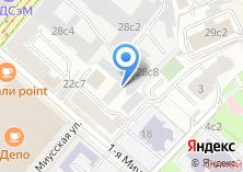 Компания «МИРБИС» на карте