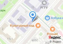 Компания «РУСКАПИТАЛИНВЕСТ» на карте