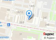 Компания «Кухни Мария» на карте