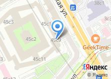 Компания «Кредиты онлайн» на карте