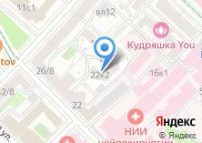 Компания «Студия 4 авеню» на карте