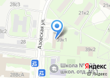 Компания «Центральная научно-техническая библиотека легкой промышленности» на карте