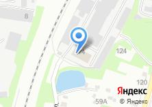 Компания «Мебель-Массив» на карте