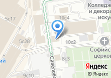 Компания «Никольская книжная лавка» на карте