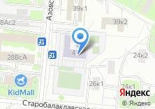 Компания «Средняя общеобразовательная школа №536 с дошкольным отделением» на карте