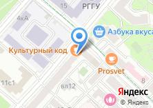 Компания «4fun» на карте