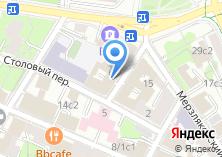 Компания «ЖИВИ» на карте
