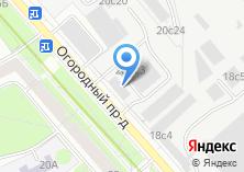 Компания «Автобиржа» на карте