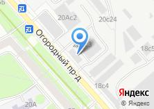 Компания «Алпластрой» на карте