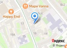 Компания «Государственная инспекция пробирного надзора по г. Москве и Московской области» на карте