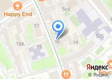 Компания «Дантэ» на карте