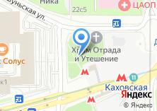 Компания «Кафе на Малой Юшуньской» на карте
