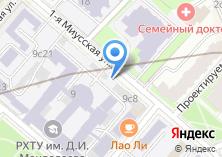 Компания «Полион-П» на карте