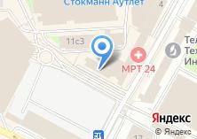 Компания «РосИнтерТехника» на карте