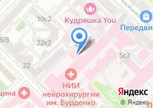 Компания «Мобильные нейрореанимационные бригады» на карте