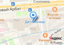 Компания «Московская перспектива» на карте