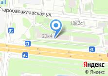 Компания «Балаклавский-Битца» на карте