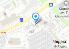 Компания «Centrosklad» на карте