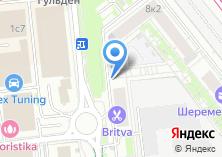 Компания «Obs» на карте