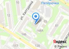 Компания «Хороший дом» на карте