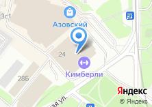 Компания «Kira Plastinina» на карте