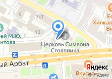 Компания «БЕЛЫЙ ВЕТЕР ЦИФРОВОЙ» на карте