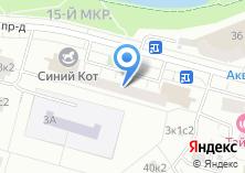 Компания «Мосэнергосбыт» на карте
