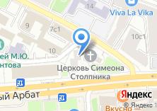 Компания «Arenda2000.ru» на карте