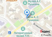 Компания «Муниципалитет внутригородского муниципального образования Хамовники» на карте