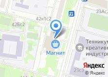Компания «Анаир+» на карте
