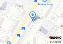 Компания «ОДС Инженерная служба района Котловка» на карте