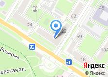 Компания «Винный» на карте