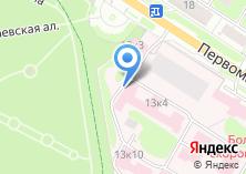 Компания «Тульская городская клиническая больница скорой медицинской помощи им. Д.Я. Ваныкина» на карте