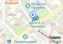 Компания «Нотариус Щетинин И.А.» на карте