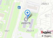 Компания «Российский государственный гуманитарный университет» на карте