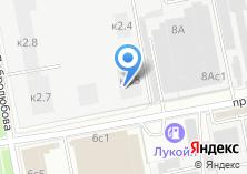 Компания «СервисПромстрой-2000» на карте