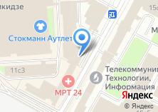 Компания «РегионСтройИнвест» на карте