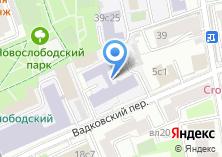Компания «На Вадковском» на карте