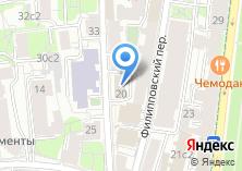Компания «EnjoyMoto» на карте
