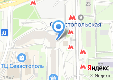 Компания «Зоомагазин на Азовской» на карте