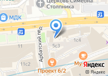 Компания «Россия Православная» на карте