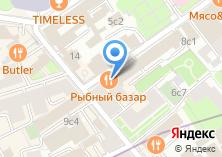 Компания «Minibar» на карте