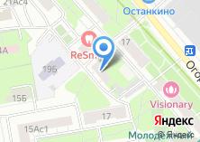 Компания «Стоматология доктора Шаргородского Геннадия Марковича» на карте