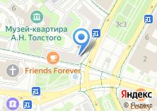 Компания «Breakfast Cafe» на карте