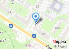 Компания «Academie» на карте
