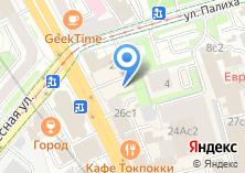 Компания «Магазин табачных изделий на Новослободской» на карте