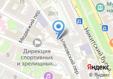Компания «РАНИТ» на карте