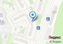 Компания «Спецзамер+» на карте