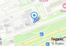 Компания «ЭТС» на карте