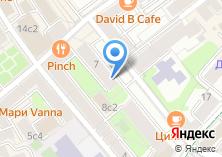 Компания «Московский Дворик» на карте